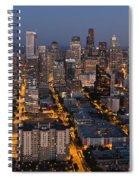 Sleepless In Seattle Spiral Notebook