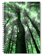 Sleepwalking Spiral Notebook