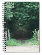 Sleepy Hollow Spiral Notebook