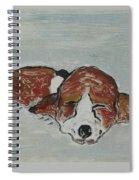 Sleepyhead Spiral Notebook