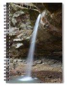 Slender Beauty Spiral Notebook