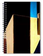 Slice Of Sky Spiral Notebook