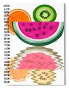 Sliced Spiral Notebook