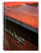 Slick Craft Powerboat Spiral Notebook