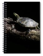 Slider  Spiral Notebook