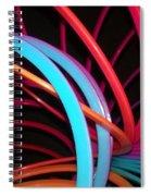 Slinky Craze 3 Spiral Notebook
