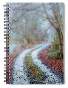 Slippery Travels Spiral Notebook