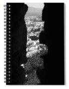 Sliver Rock Spiral Notebook