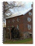 Sloan Park Grist Mill Spiral Notebook