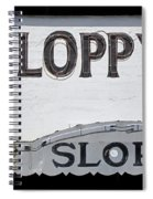 Sloppy Joes Key West Spiral Notebook