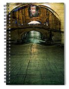 Slouching Towards Bethlehem Spiral Notebook