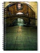 Slouching Towards Bethlehem Spiral Notebook