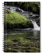 Small Falls On West Beaver Creek Spiral Notebook