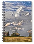 Small Farms Fading Fast Spiral Notebook