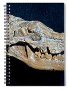 Small Hyena Dog Spiral Notebook