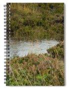 Small Pond Spiral Notebook