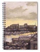 Small-port Santander Spiral Notebook