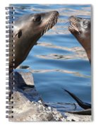 Small Talk Spiral Notebook