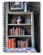 Small Tiled Desk Spiral Notebook