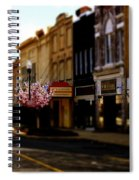 Small Town 2 Spiral Notebook