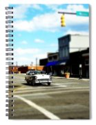 Small Town 3 Spiral Notebook