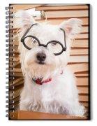 Smart Doggie Spiral Notebook