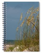 Smell The Salt Air Spiral Notebook