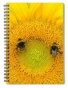 Smiley Spiral Notebook