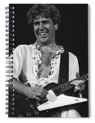 Smiling Sammy In Oakland 12-31-77 Spiral Notebook