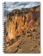 Smith Rainbow Rocks Spiral Notebook