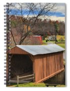 Smith River Covered Bridge Spiral Notebook