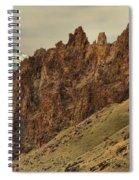 Smith Rock And Cascades Spiral Notebook