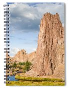 Smith Rock And The Crooked River Spiral Notebook