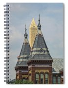 Smithsonian Towers Spiral Notebook