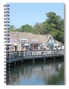Smithvilles Shoppes Spiral Notebook