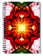 Smoke Art 104 Spiral Notebook
