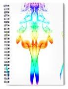 Smoke Art 122 Spiral Notebook