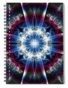 Smoke Art 29 Spiral Notebook