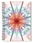 Smoke Art 30 Spiral Notebook