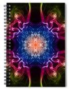 Smoke Art 31 Spiral Notebook