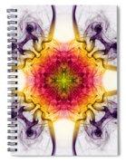 Smoke Art 32 Spiral Notebook