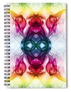 Smoke Art 57 Spiral Notebook