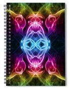 Smoke Art 58 Spiral Notebook