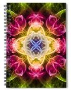 Smoke Art 59 Spiral Notebook