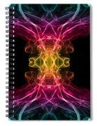 Smoke Art 61 Spiral Notebook