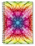 Smoke Art 62 Spiral Notebook