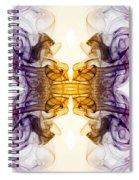 Smoke Art 63 Spiral Notebook