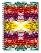 Smoke Art 68 Spiral Notebook