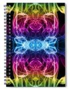Smoke Art 69 Spiral Notebook