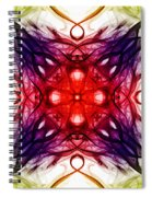 Smoke Art 91 Spiral Notebook